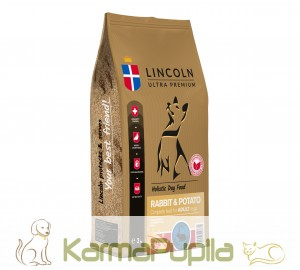 Lincoln Ultra Premium Adult Rabbit&Potato 12kg
