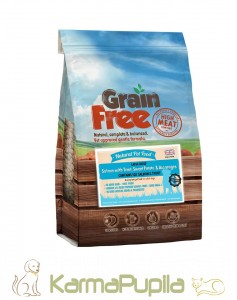 Natural Pet Food Grain Free Large Breed Łosoś z pstrągiem, batatami i szparagami 12kg