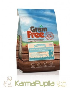 Natural Pet Food Grain Free Plamiak z batatami i pietruszką 2kg