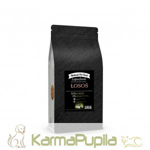 Natural Pet Food Superfood Łosoś 2kg
