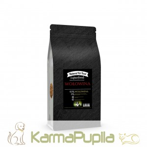 Natural Pet Food Superfood Wołowina 12kg
