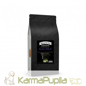 Natural Pet Food Superfood Kaczka 12kg