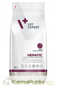 Vet Expert Hepatic Dog 12kg