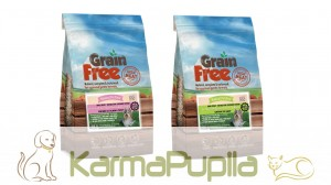 Natural Pet Food Grain Free Mix małych ras Łosoś / Jagnięcina 2x6kg