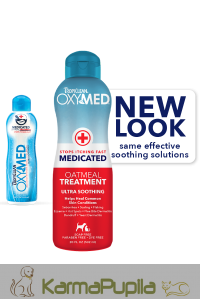 Tropiclean Oxy-Med Medicated Treatment 592ml