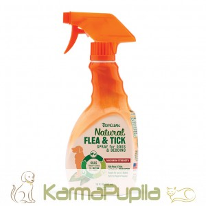 Tropiclean Hypoalergenic Flea & Tick Spray 473ml