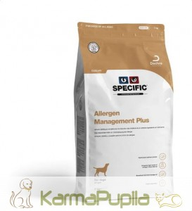 Specific Dog Allergy Management Plus COD-HY 12kg (3x4kg)