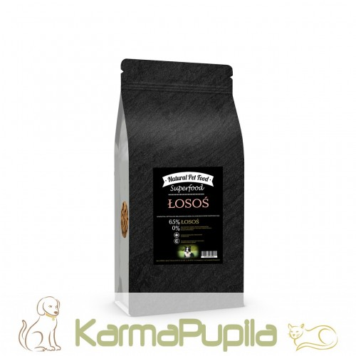Natural Pet Food Superfood Łosoś 12kg.jpg
